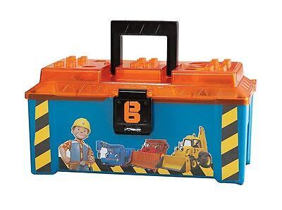 Fisher Price Bob The Builder Bob's Build & Saw Toolbox Tool Box Toy Playset 3+