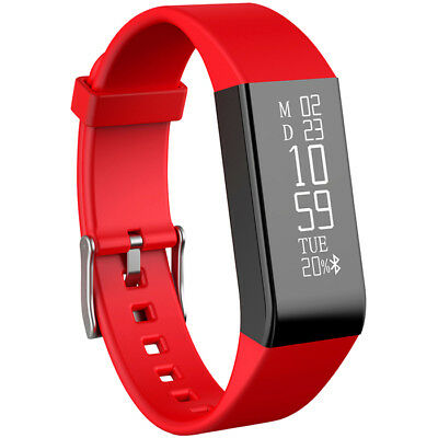 IP68Multifunctional Vidonn A6 Wireless Sync Real-Time Heart Rate Smart Wristband