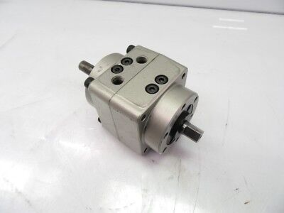 SMC NCRB50-90 NCRB5090 pneumatic rotary actuator -Used&Tested- 1.0MPa 10.2Kgf/c