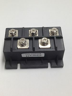 Bridge Rectifier 3ph 400A 1600V MDS400A diode 3 phase 400 amp 1600 volt 1pc