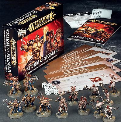 Storm Of Sigmar Starter Set Games Workshop Warhammer Age of Sigmar