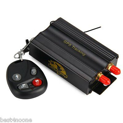 Hot Mini GPS SMS GPRS GPS Tracker TK103B GPS103B Android ios App Remote Control