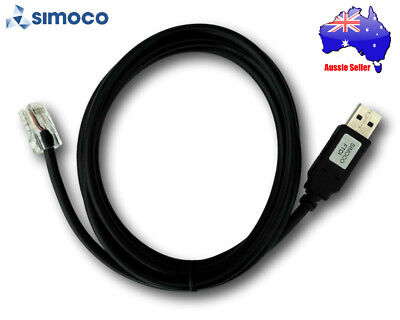 SIMOCO SRM USB Programming Cable.