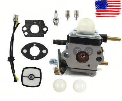 Carburetor Carb Kit For Echo Mantis Tiller Cultivator 7222 7222E SV-4B 1E Engine