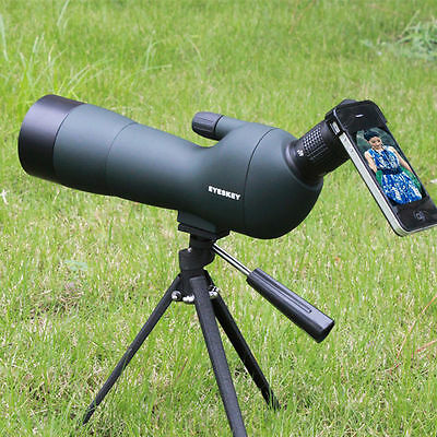 Waterproof 20-60x60 Telescope Zoom Spotting Scope BK7 Fully Multi-Coated AU Ship