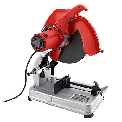 "Milwaukee 14"" Abrasive Chop Saw 6177-20 Reconditioned"