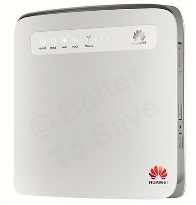 Router HUAWEI E5186s-22 4G LTE 300Mbps Cat6 Access Point Wireless Sim 3G WiFi