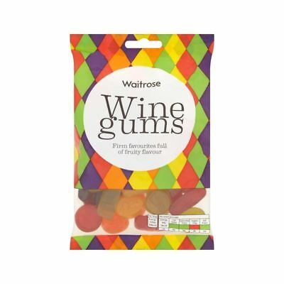 Wine Gums Waitrose 225g