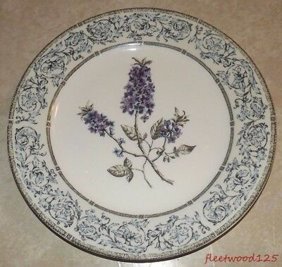 """Queen's Fine China """"Jardinet"""" Plate - 10.5"""""""