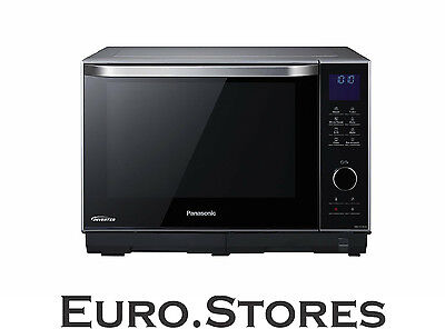Panasonic NNDS596 Microwave Oven Inverter Technology Grill & Steam Genuine NEW