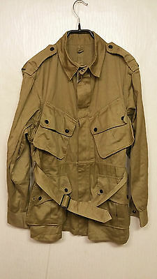 RARE 1942 Vintage WW2 Japan Army Airborne M42 REPRO Jacket Military Clothes