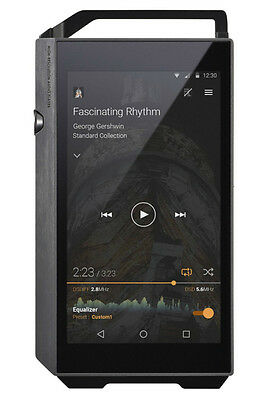 Pioneer XPD-100R-K High Resolution Audio Player (Black). Authorized Seller.