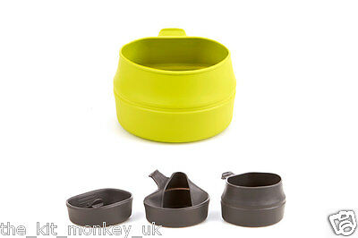 Wildo Fold-A-Cup® collapsible outdoor mug camping & trekking - all colours