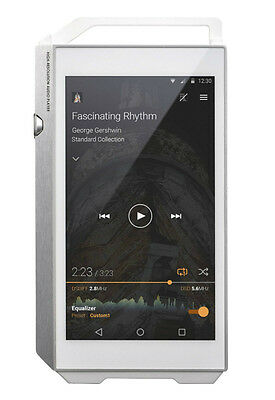 Pioneer XPD-100R-S High Resolution Audio Player (Silver). Authorized Seller.