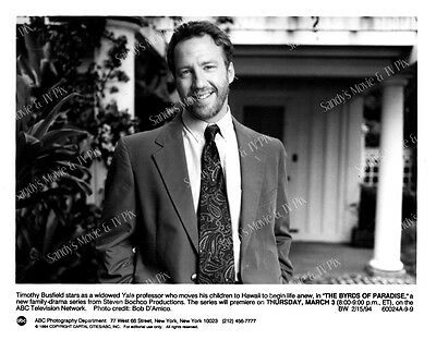 TIMOTHY BUSFIELD Terrific ORIGINAL TV Photo THE BYRDS OF PARADISE