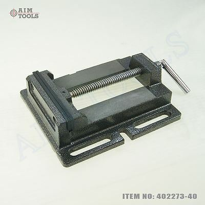 """100MM 4"""" Professional Quality American Type Pillar Bench Drill Vice 40227340"""