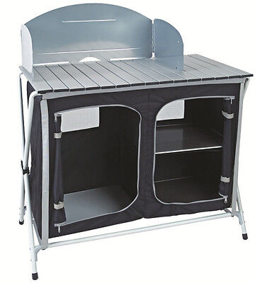 Royal Easy Up Kitchen Stand Camping and Caravanning Awning Furniture