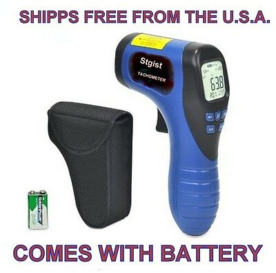 Digital Laser Photo Tachometer