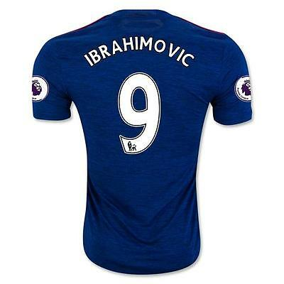 Ibrahimovic Manchester United ausente fútbol 9