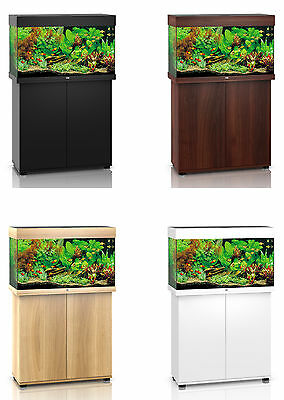 Juwel Aquarium Rio 125 LED komplett Aquarienkombination inkl. Unterschrank