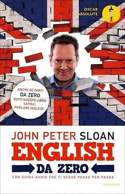 Libro English Da Zero - John Peter Sloan