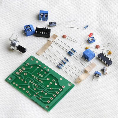 ICL8038 Function Signal Module Generator Sine Square Triangle Wave Output Set