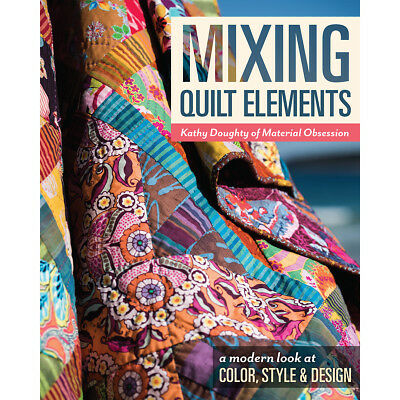 Stash Books Mixing Quilt Elements STA-52055