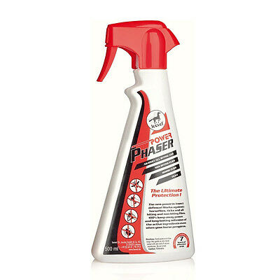 Leovet Power Phaser Fly Repellent -Strong Horse Fly Repellent Spray Free P&P