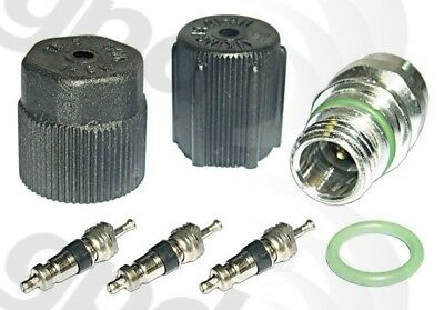 A/C System Valve Core and Cap Kit-Cap Kit Global 1311422