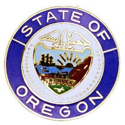Oregon Center Emblem