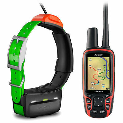 Garmin Astro 320 GPS Dog Tracking System with T 5 Collar T5 010-01041-60 New