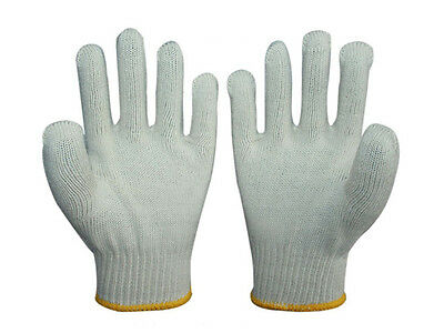 Dermatological 100% COTTON GLOVES, SEAMLESS, Dry Skin, Eczema Cream Moisturising