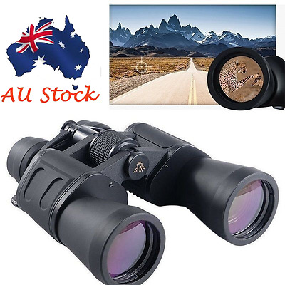 Day Night Vision 180 x 100 Zoom HD Binoculars Outdoor Travel Hunt Telescope+Case