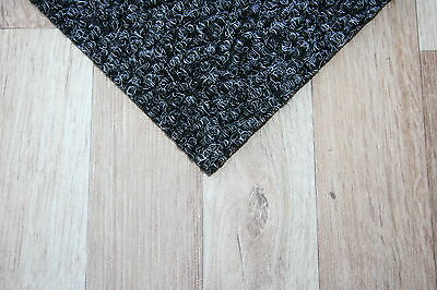 Quality Carpet Tiles Commercial / Domestic Retail Flooring Hong Kong Anthracite