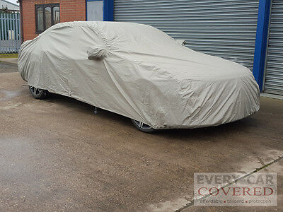 Jaguar S Type Saloon 1999-2008 ExtremePRO Softshell Outdoor Car Cover