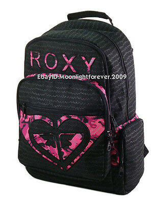 Brand New Roxy Travel School Fashion 14'' Laptop Notebook Bag Backpack BH004