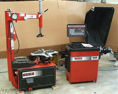 Remanufactured Coats® 5060AX Changer & 950/1000 Balancer Combo with Warranty