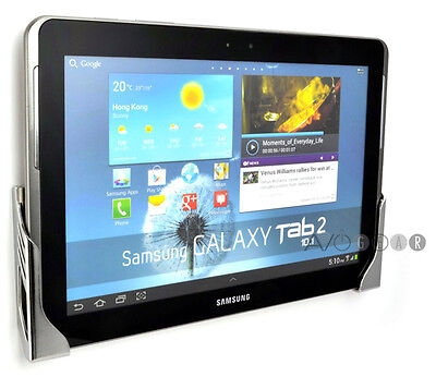 Universal Apple/Samsung Tablet/Phone Wall Mount. 3M Tape/No screws Required.