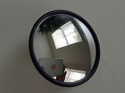 Round Glass Convex Mirror Replacement for Blind Spot fit most Trucks & Cars 6.5""