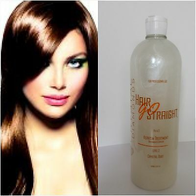 Lissage Bresilien Hair Go Straight Crystal Diamonds Kit 100 Ml