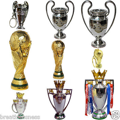 Resin Gold Silver 2016/2017 Football/Soccer League Trophy/Trophies Medals Cup
