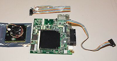 Intel Atom Processor E660 Brookville Development Kit  Automotive Entertainment