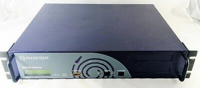 Packeteer PacketShaper 4500 - network monitoring device