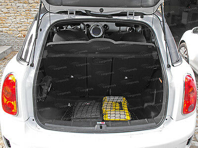 Cargo Net Mini Cooper Countryman Hatchback Estate Car Boot Luggage Trunk Floor