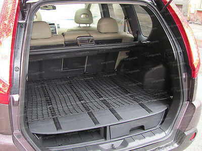 Cargo Net Fit Nissan X-Trail Ii Car Boot Luggage Trunk Floor Net Storage