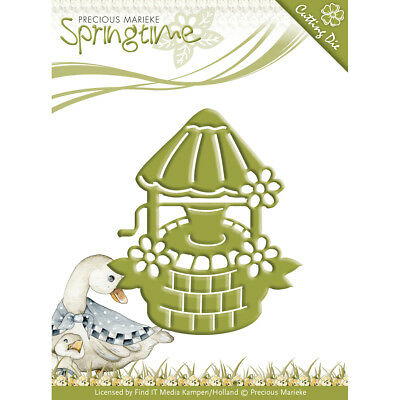 Find It Trading Precious Marieke Springtime Die Wishing Well PM10053
