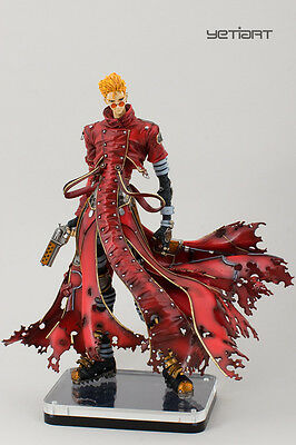 Vash The Stampede Trigun Hand Painted Resin Garage Kit Yetiart Figure