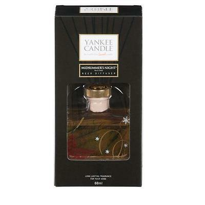 Yankee Candle Signature Reed Diffuser - Midsummers Night