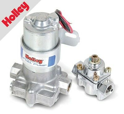 Holley 12-802-1 Blue Top Electric Fuel Pump & Regulator