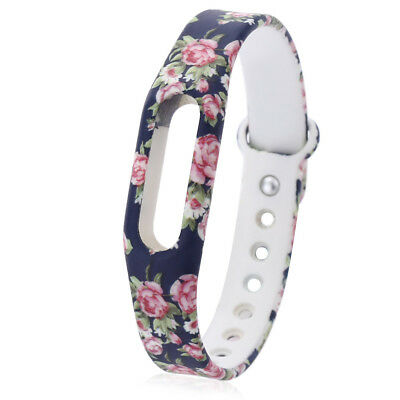 Anti-hypersusceptibility TPU Environmental Watchband for XIAOMI Miband 1/2 / 1S